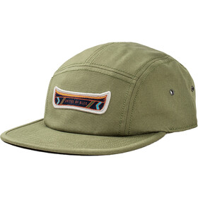 United By Blue Canoe 5 Panel copricapo verde oliva